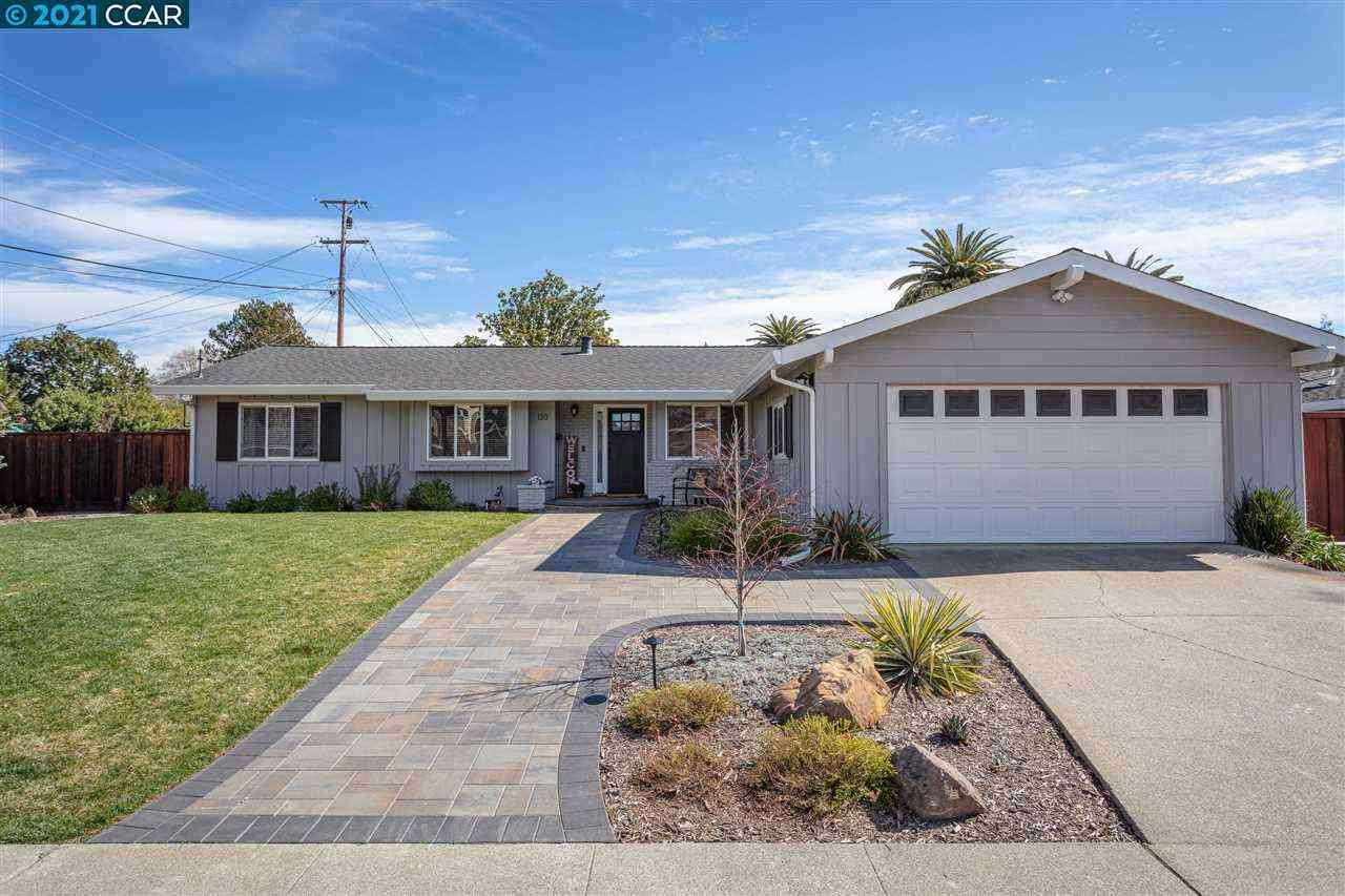 120 Pickering Plc, Walnut Creek, CA, 94598,