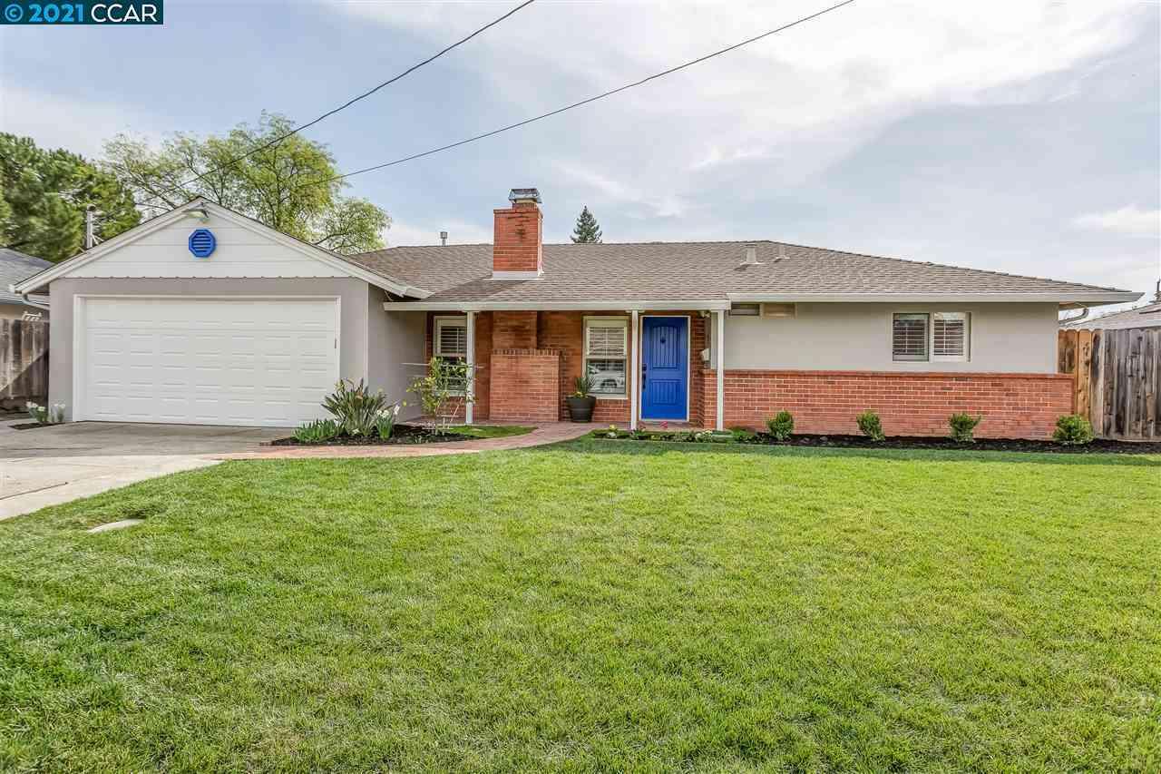 143 Hazel Dr, Pleasant Hill, CA, 94523,