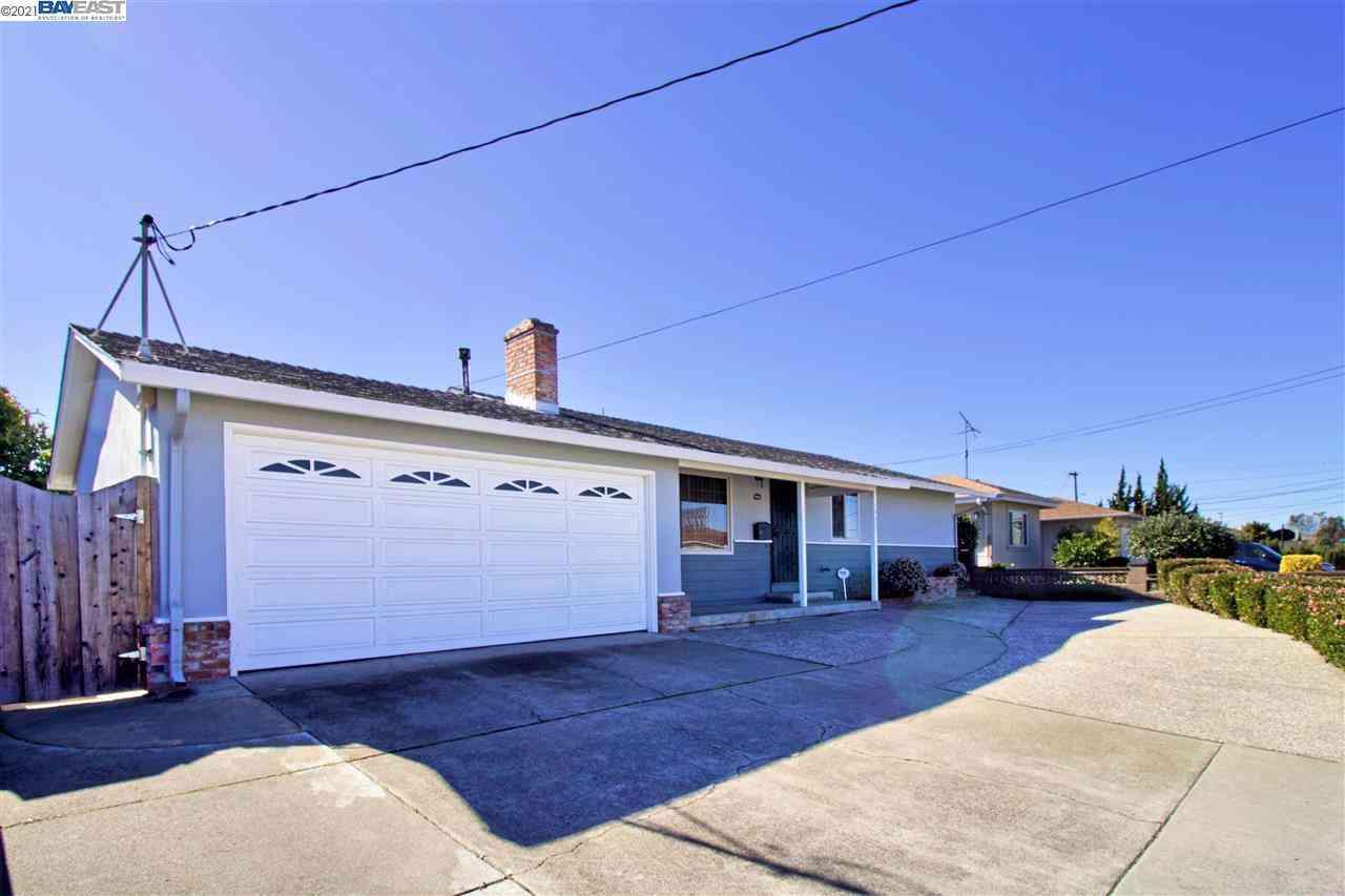14837 Crosby St, San Leandro, CA, 94579,