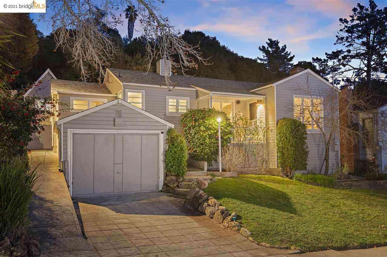 231 Marlow Dr, Oakland, CA, 94605,
