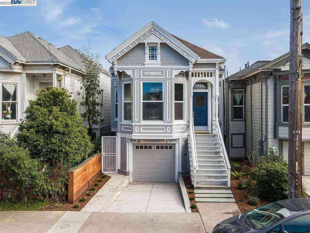 1424 Campbell St, Oakland, CA, 94607,