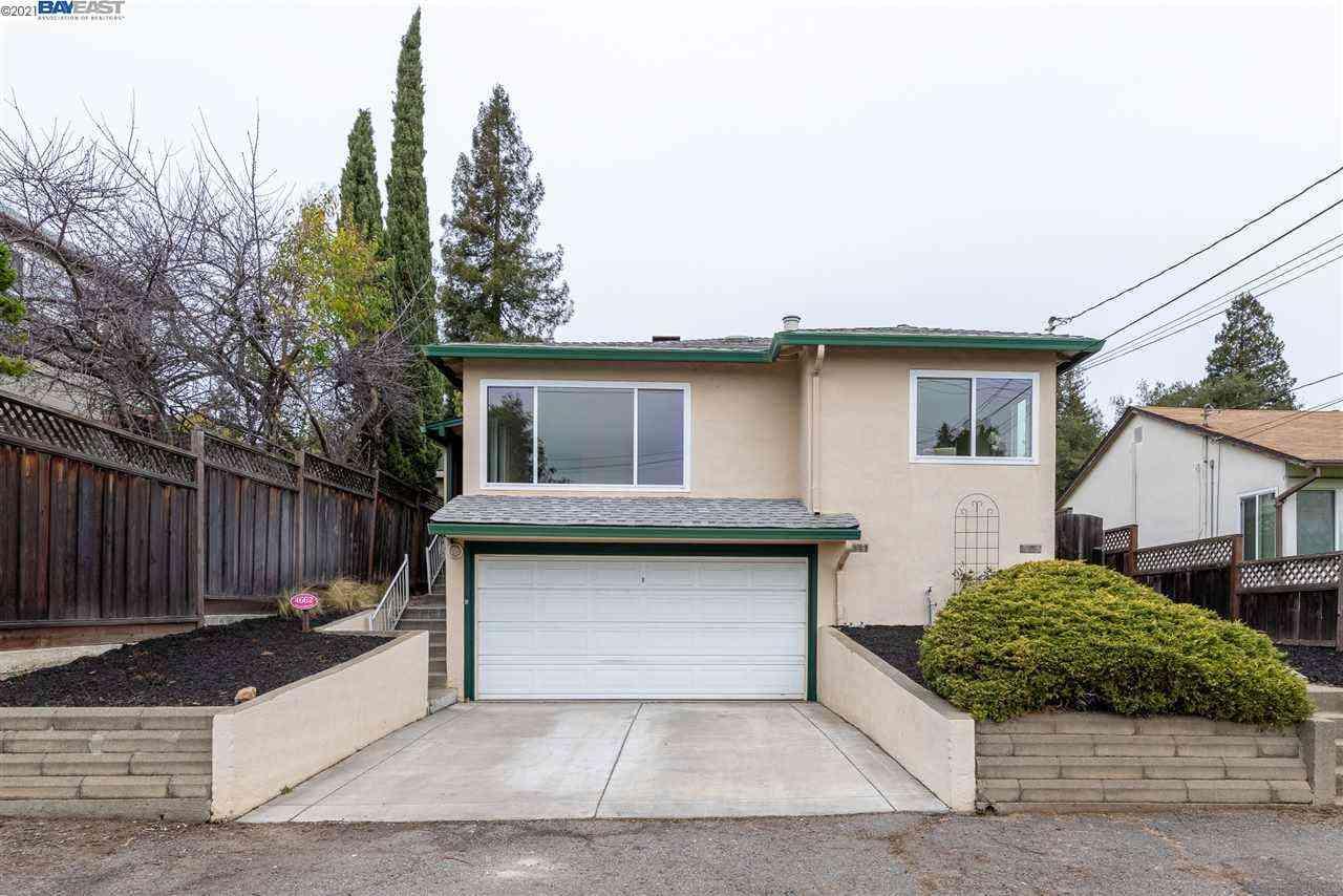 4662 Seven Hills Rd, Castro Valley, CA, 94546,