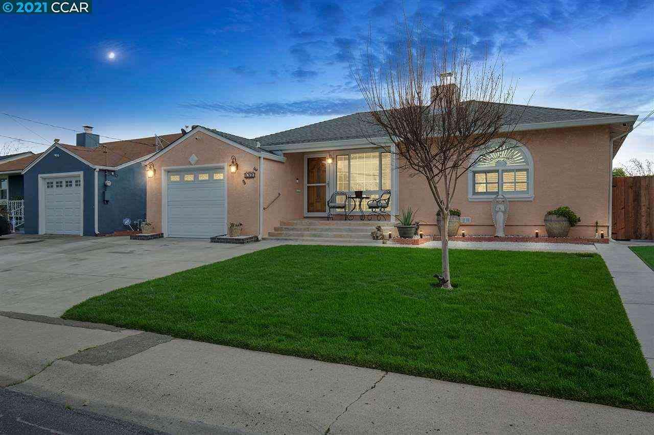 650 Hacienda Ave, San Lorenzo, CA, 94580,