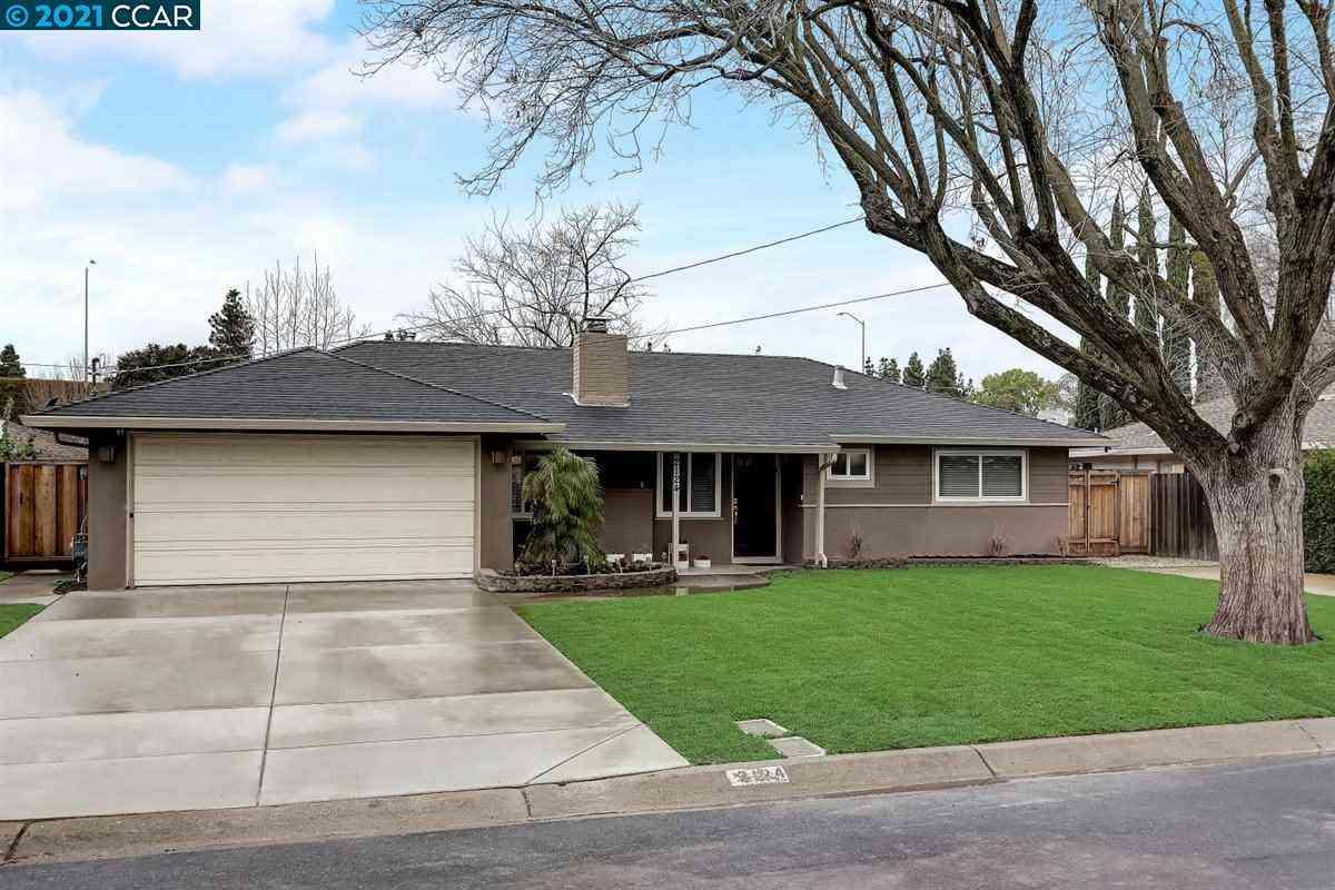 2124 Ahneita Dr, Pleasant Hill, CA, 94523,