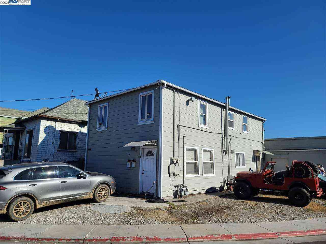 812 Lisbon Ave, Oakland, CA, 94601,