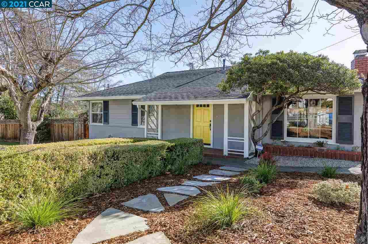 136 Kendall Rd, Walnut Creek, CA, 94595,