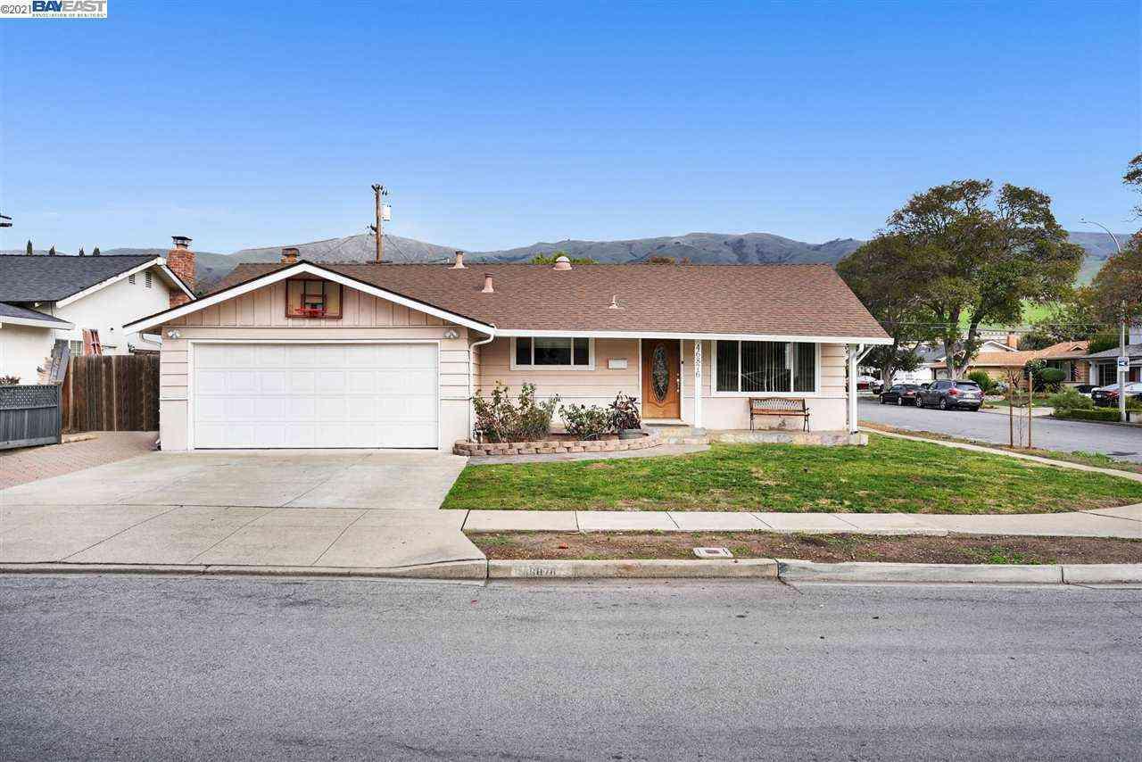 46876 Bradley St, Fremont, CA, 94539,