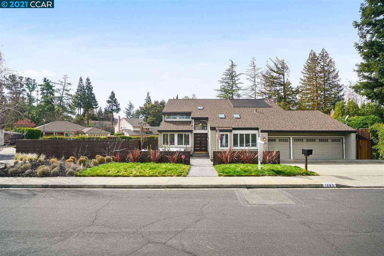 1263 Crimson Court, Walnut Creek, CA, 94596,