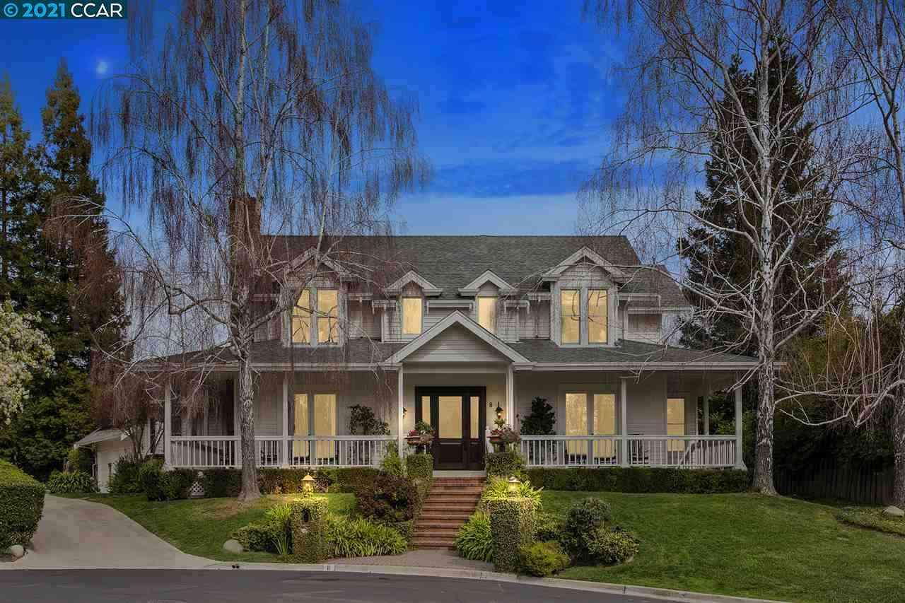 8 Crownridge Dr, Danville, CA, 94506,