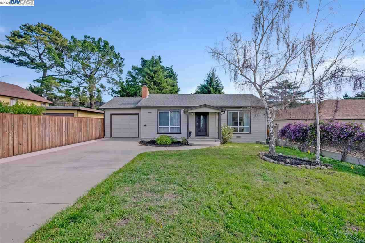 18822 Parsons Ave, Castro Valley, CA, 94546,