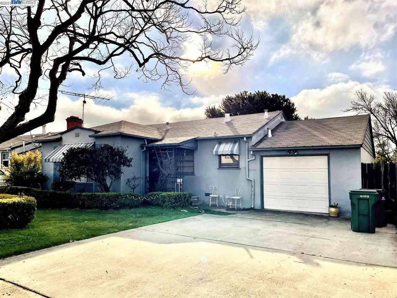 15229 Beatty St, San Leandro, CA, 94579,