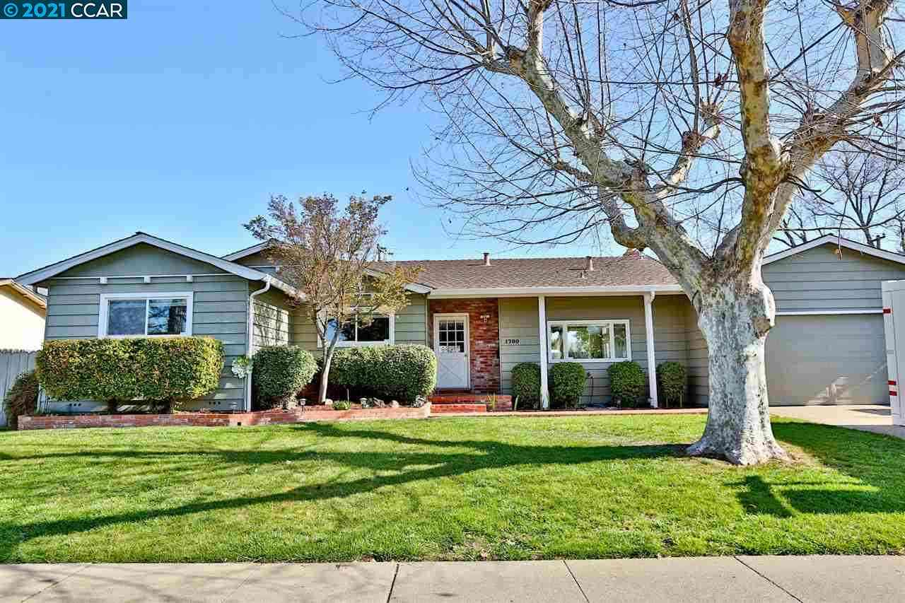 1700 Westwood Dr, Concord, CA, 94521,