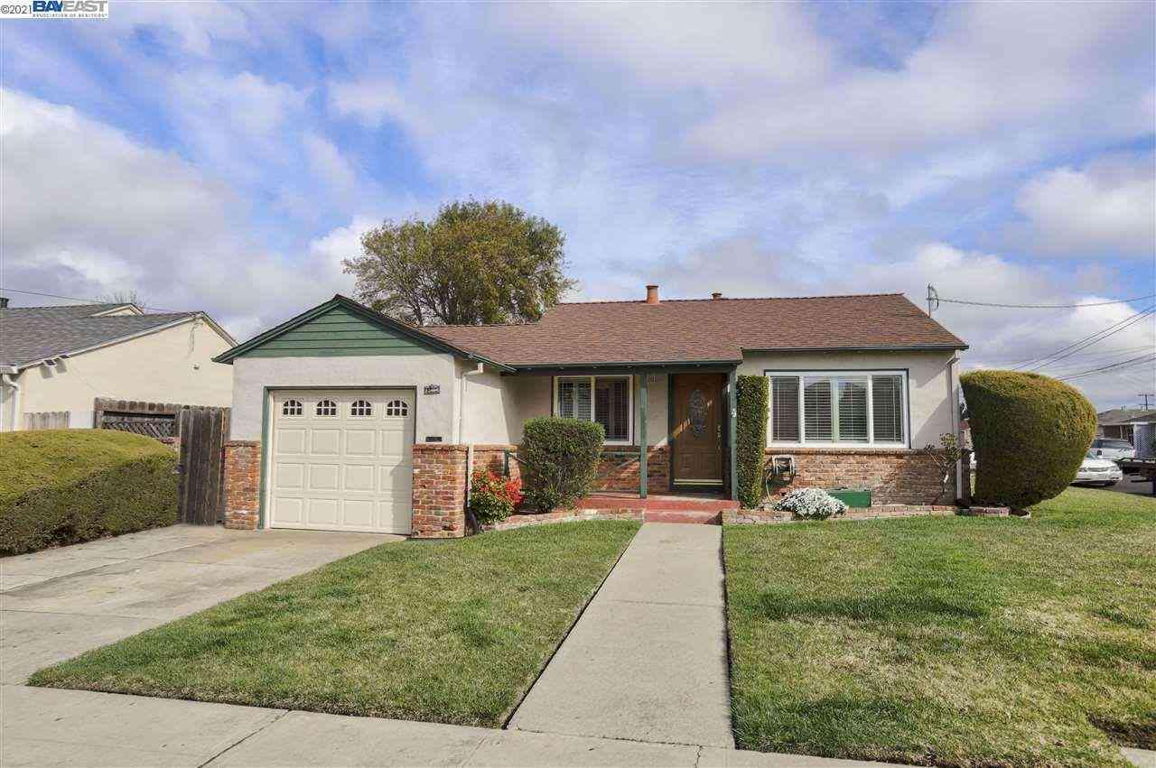 15464 Dermody Ave, San Lorenzo, CA, 94580,