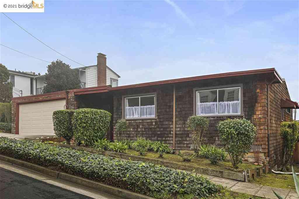 Undisclosed Address, Kensington, CA, 94708,