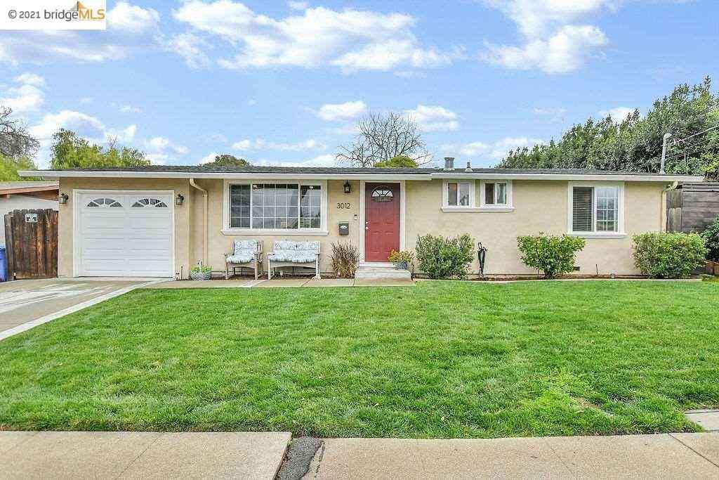 3012 Tosca Way, Concord, CA, 94520,