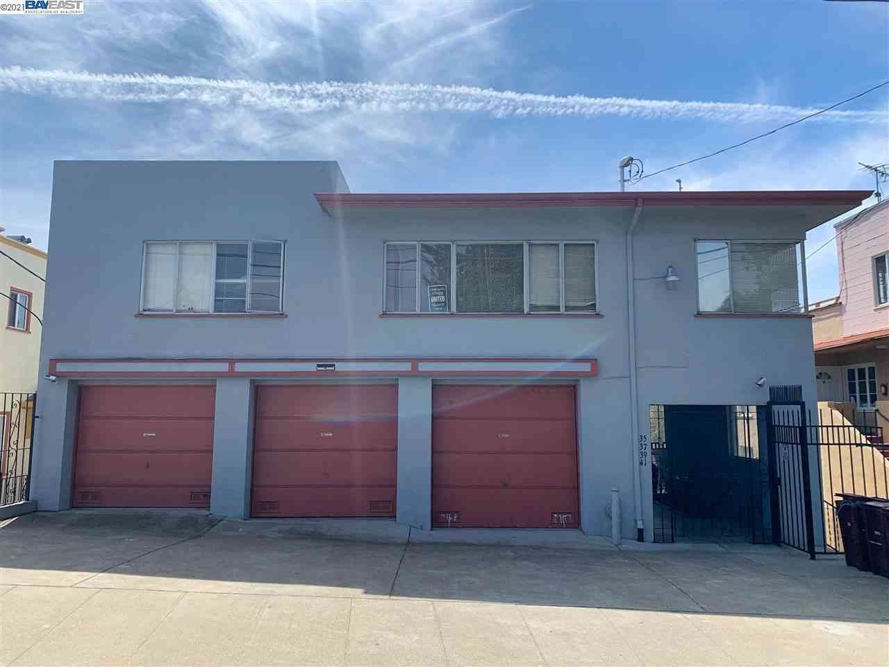 37-39 Home Place East, Oakland, CA, 94610,