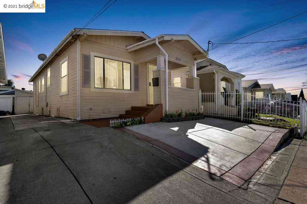 2454 65Th Ave, Oakland, CA, 94605,