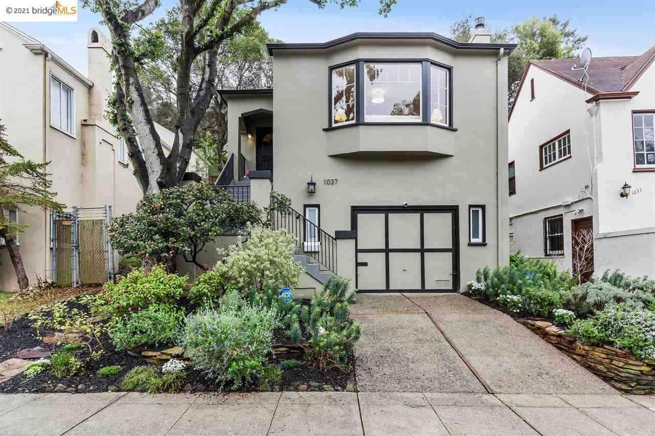 1037 Trestle Glen Rd, Oakland, CA, 94610,