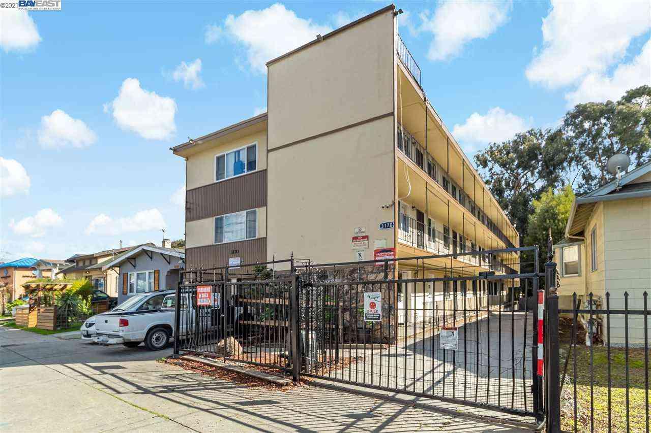 3170 High St, Oakland, CA, 94619,