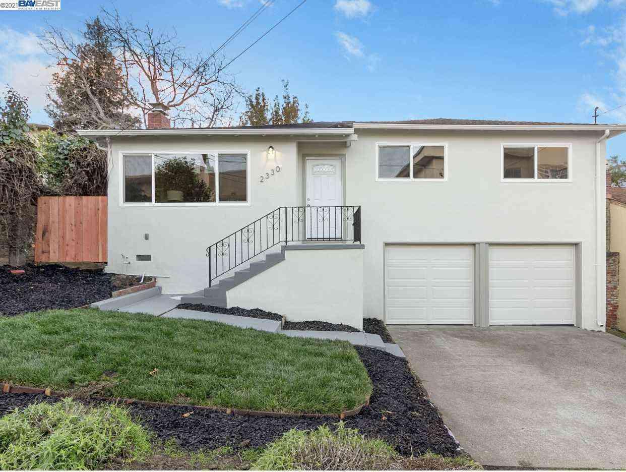 2330 Hansen Rd, Hayward, CA, 94541,