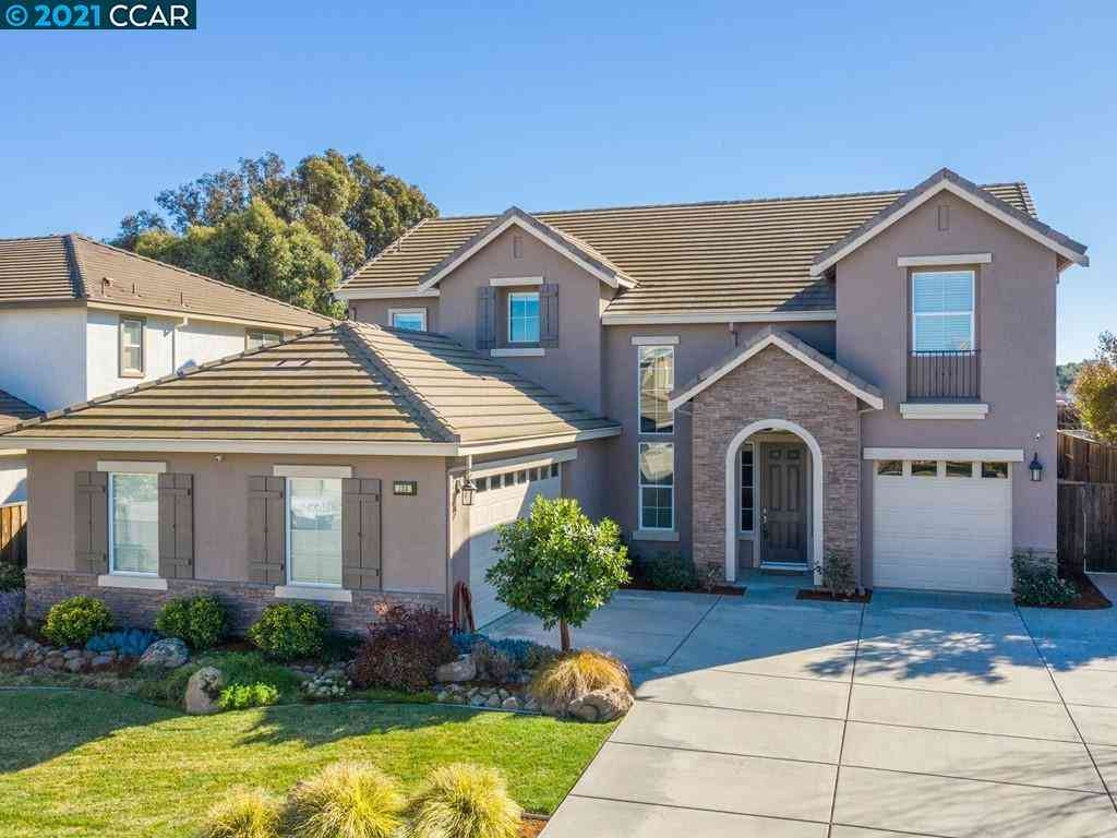 124 Little Ranch Cir, Oakley, CA, 94561,