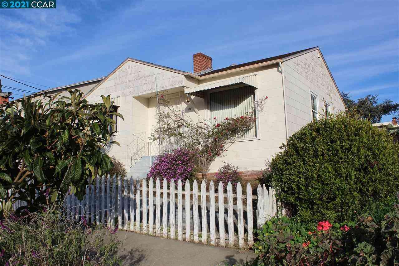 6023 Orchard Ave, Richmond, CA, 94804,