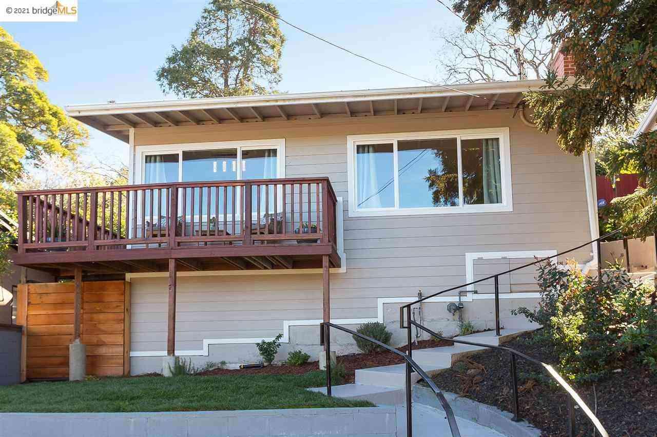 1516 Holman, Oakland, CA, 94610,