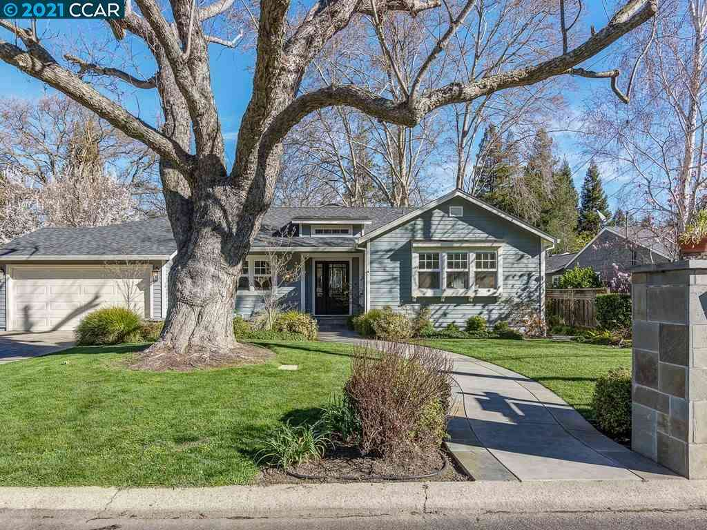 2672 West Newell Ave, Walnut Creek, CA, 94595,