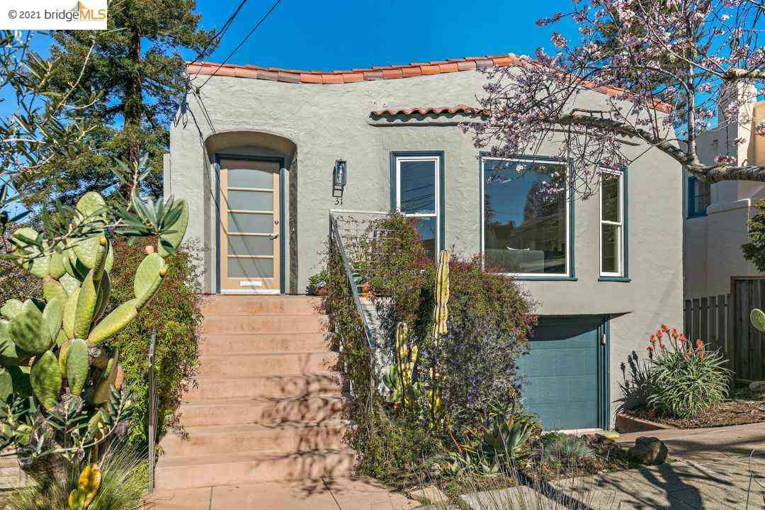 31 Maryland Avenue, Berkeley, CA, 94707,