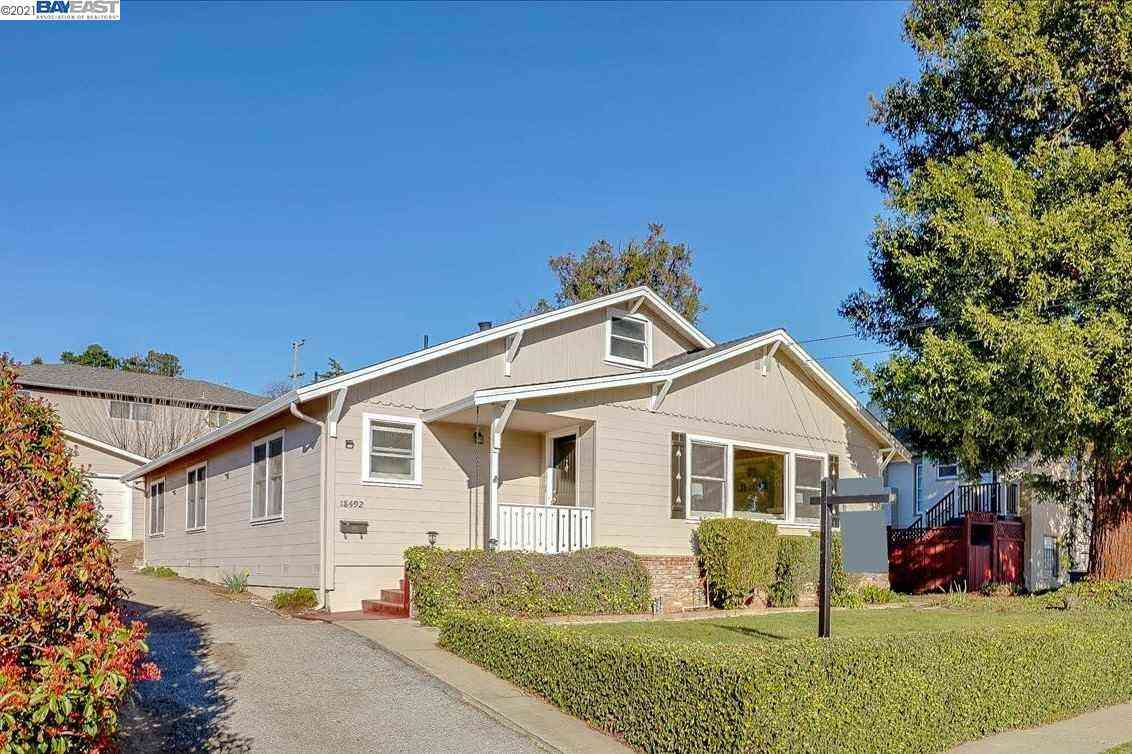 18492 Lake Chabot Rd, Castro Valley, CA, 94546,