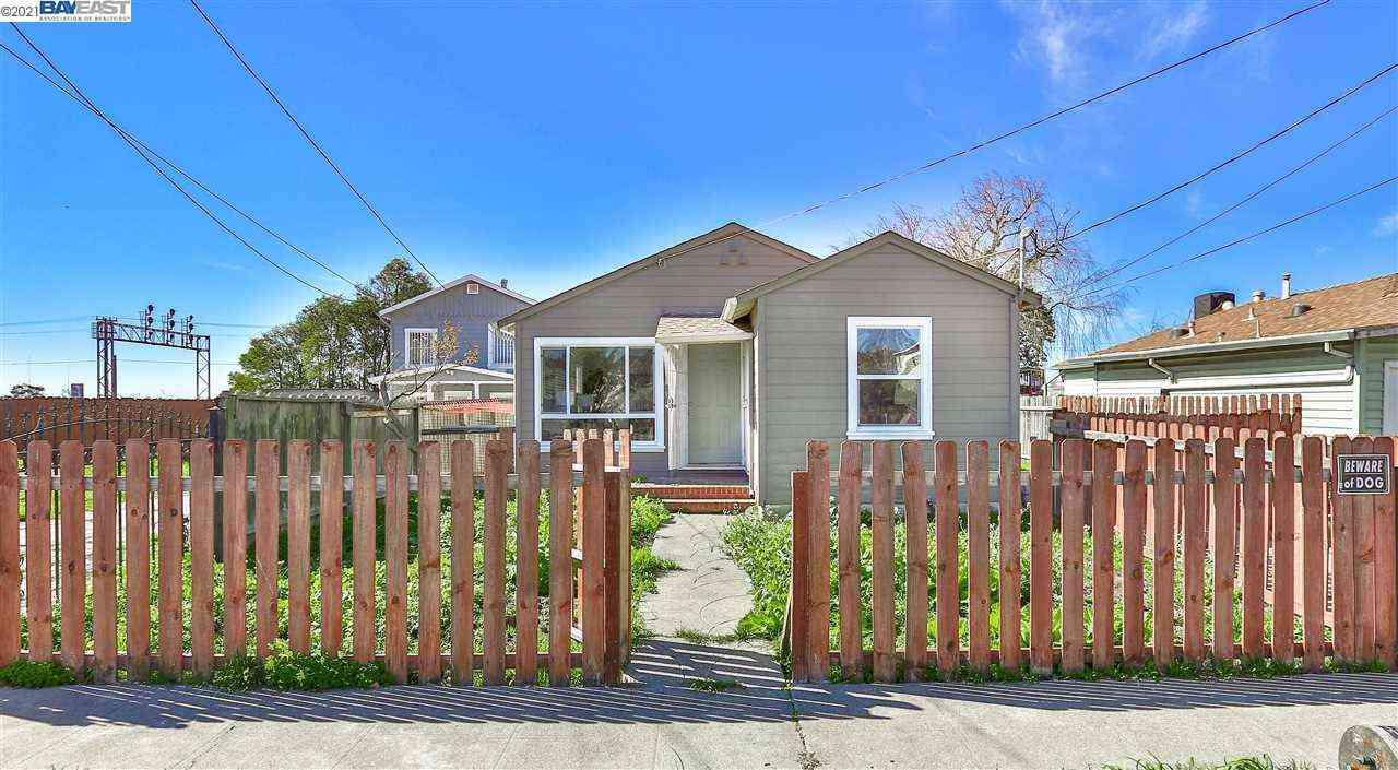 1521 Monterey, Richmond, CA, 94804,