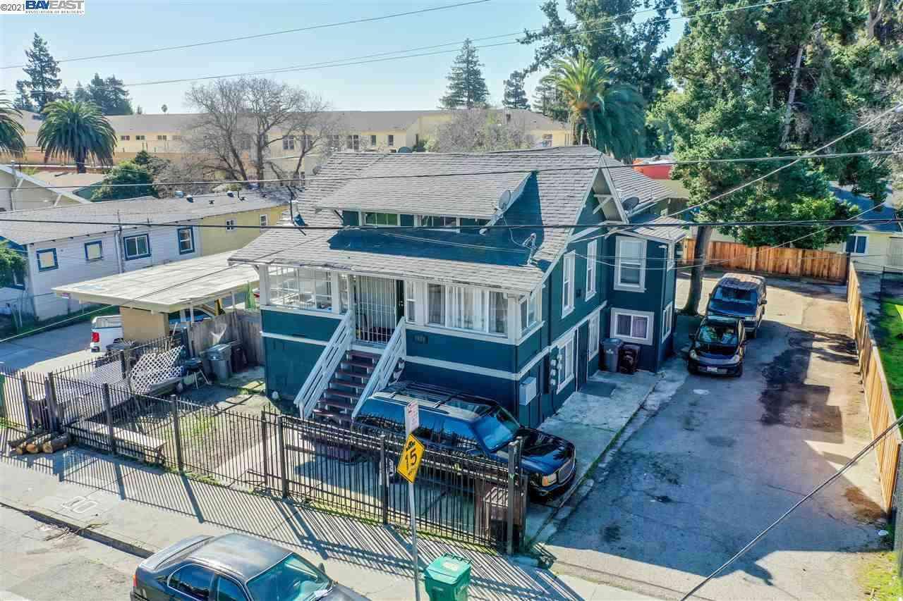 3421 Salisbury Street, Oakland, CA, 94601,