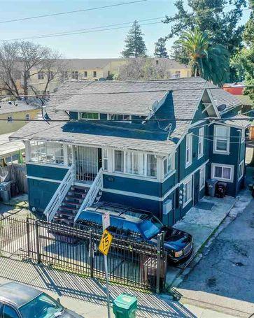 3421 Salisbury Street Oakland, CA, 94601