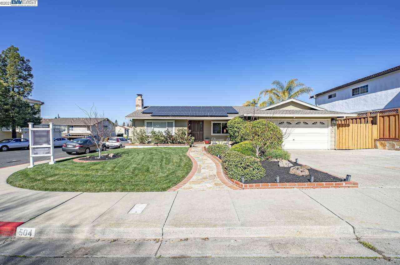 504 Malbec Ct, Pleasanton, CA, 94566,
