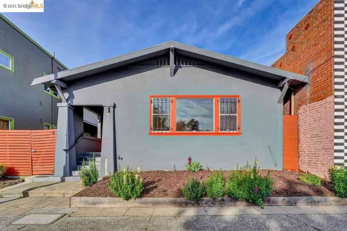 4211 Martin Luther King Jr Way, Oakland, CA, 94609,