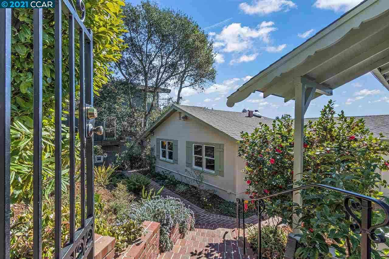 39 Camelford Place, Oakland, CA, 94611,