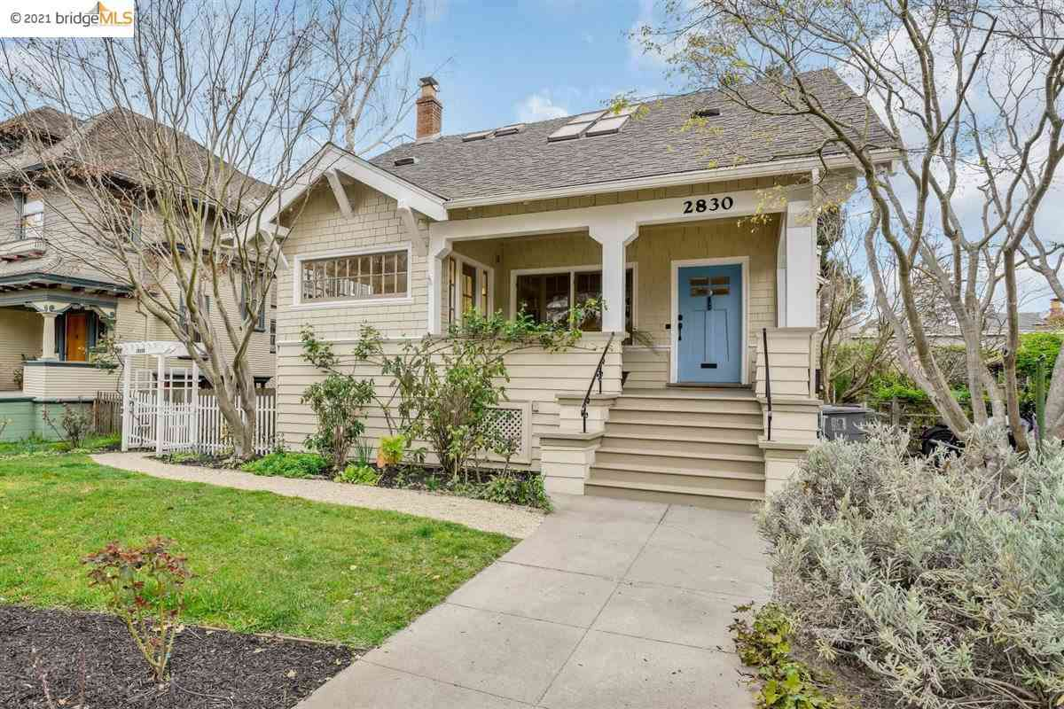 2830 Benvenue Ave, Berkeley, CA, 94705,