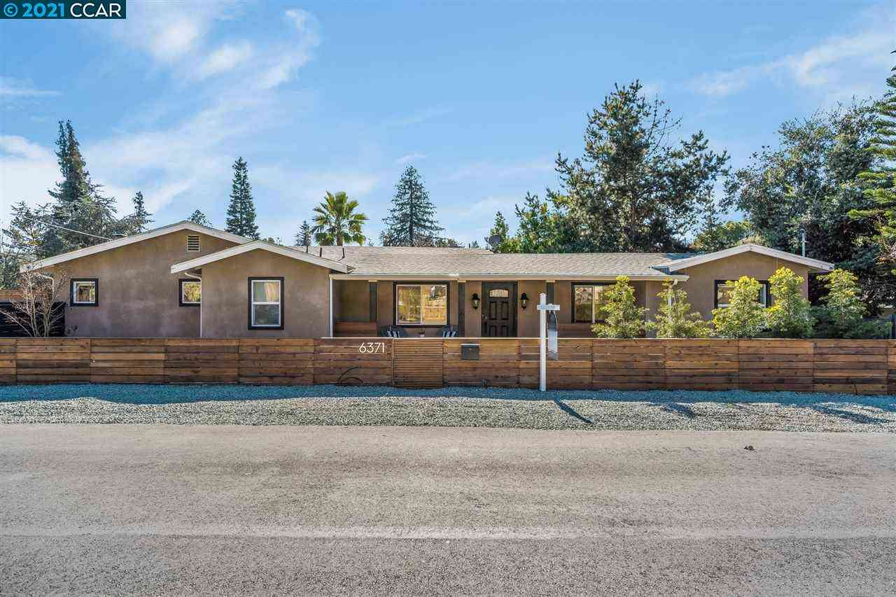 6371 Sunnymere Ave, Oakland, CA, 94605,