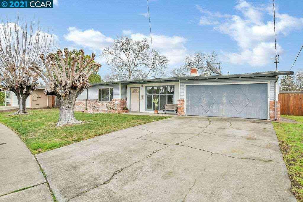 2712 Eastgate Ave, Concord, CA, 94520,