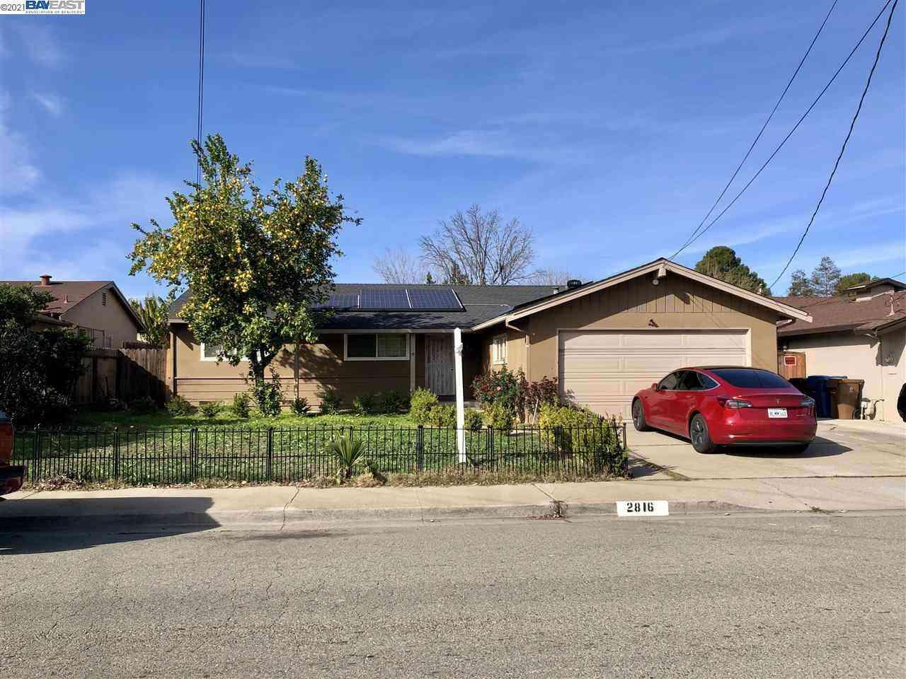 2816 Enea Way, Antioch, CA, 94509,