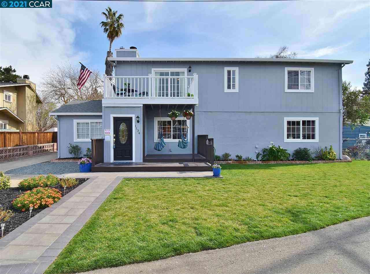 1134 Crowe Pl, Concord, CA, 94518,