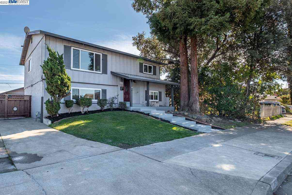 4462 Cambria St, Fremont, CA, 94538,
