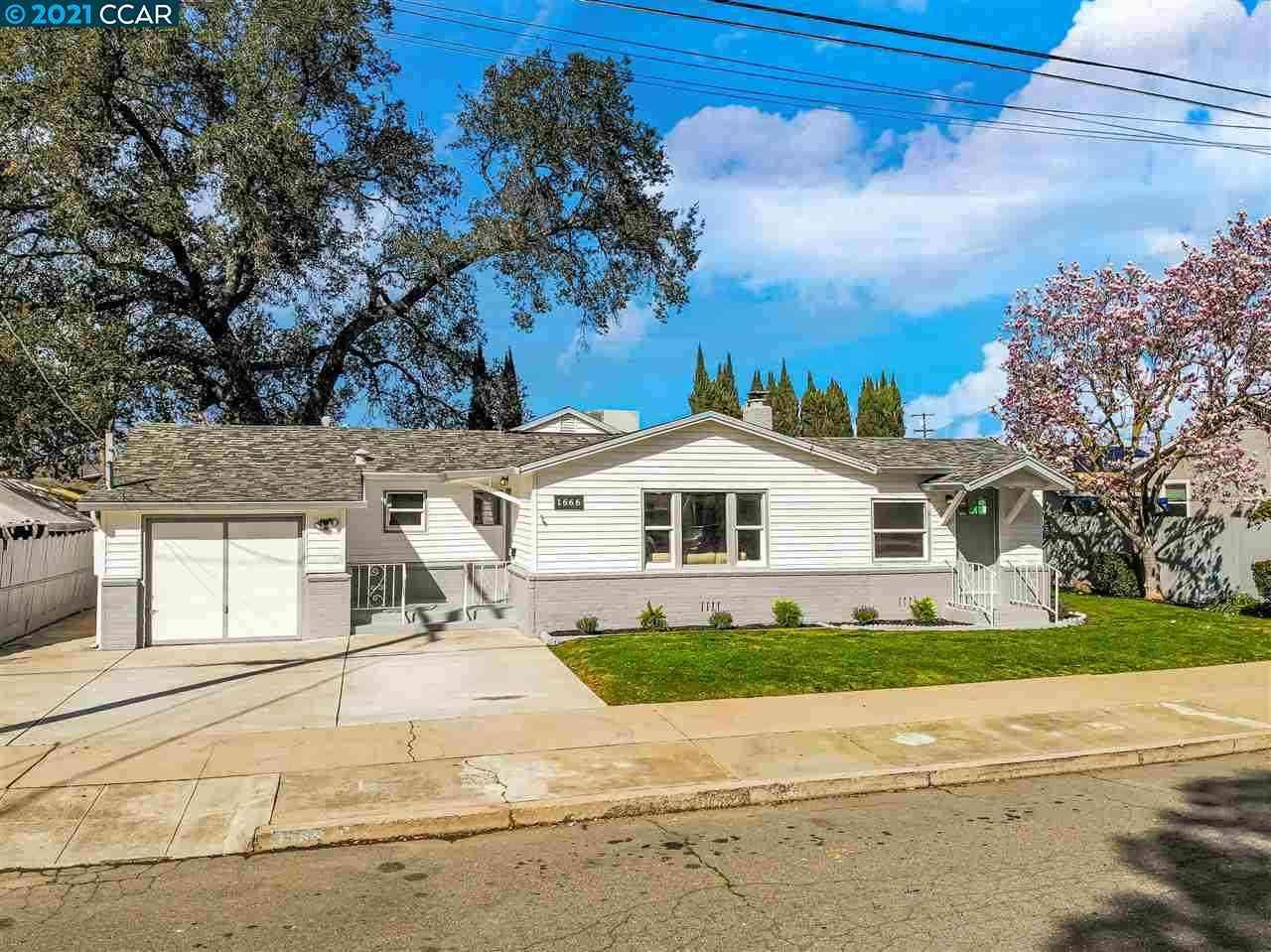 1666 Park St, Livermore, CA, 94551,