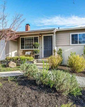 1771 Poplar Dr Walnut Creek, CA, 94595