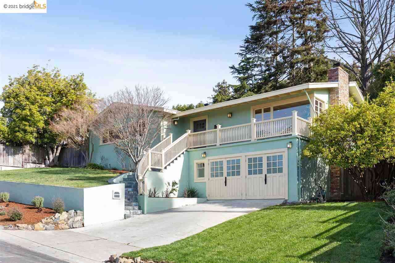 35 Franciscan Way, Kensington, CA, 94707,
