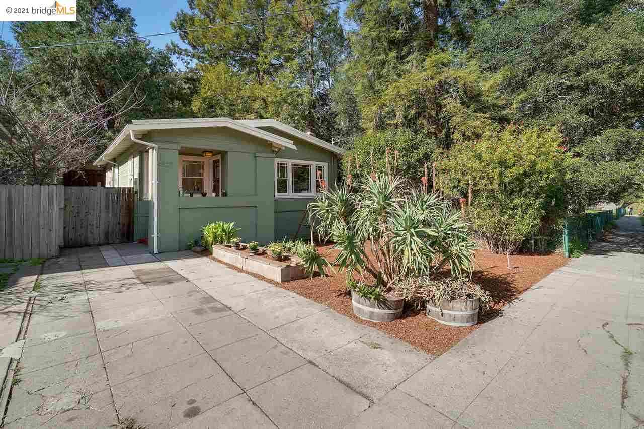4527 Fleming Ave, Oakland, CA, 94619,