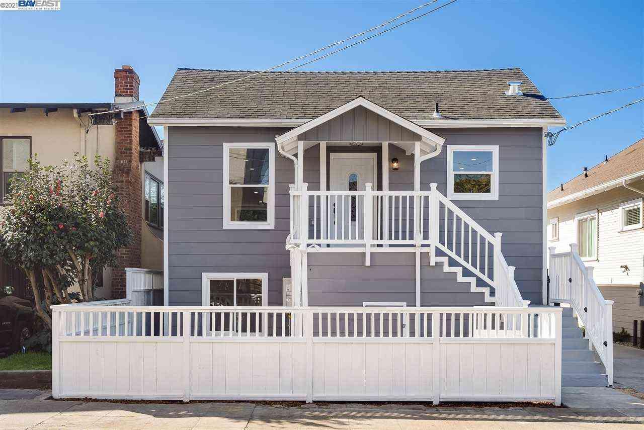 529 46Th St, Oakland, CA, 94609,