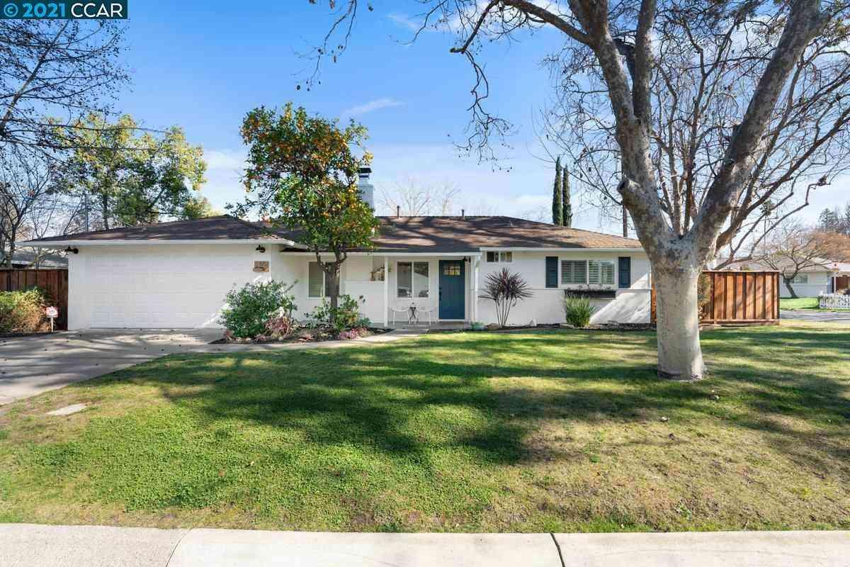 1767 Ruth Dr, Pleasant Hill, CA, 94523,