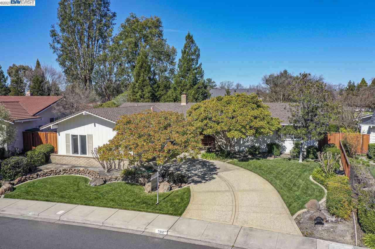 582 Hamilton Way, Pleasanton, CA, 94566,