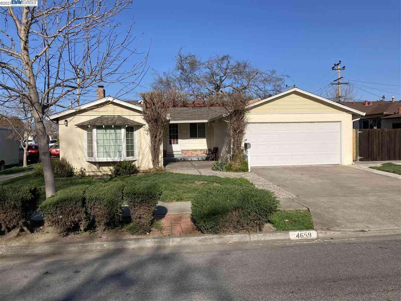 4659 Balboa Way, Fremont, CA, 94536,